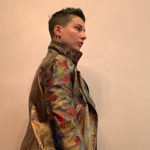 Load image into Gallery viewer, RADIANT BIKER JACKET