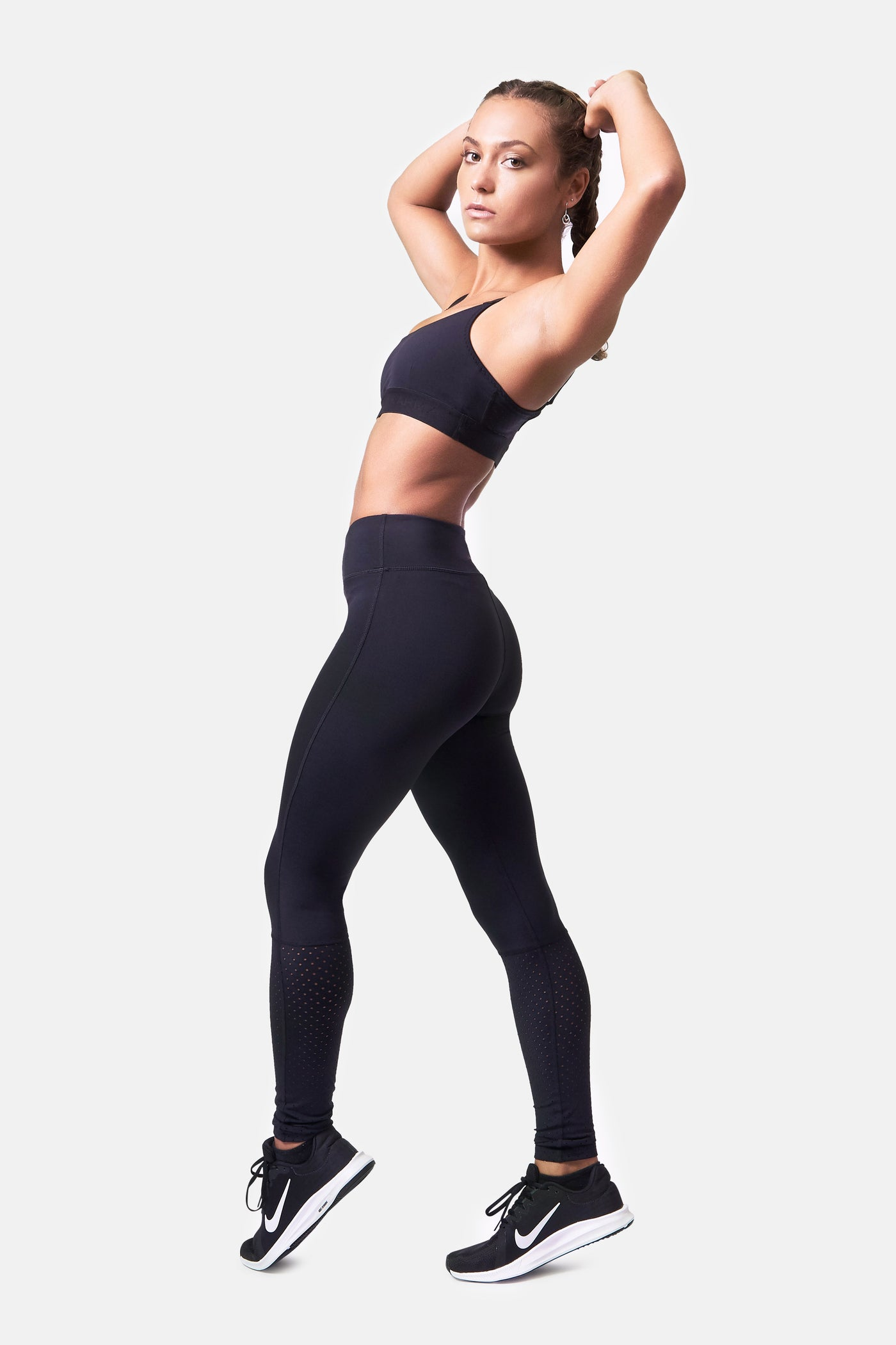 Just Black Legging