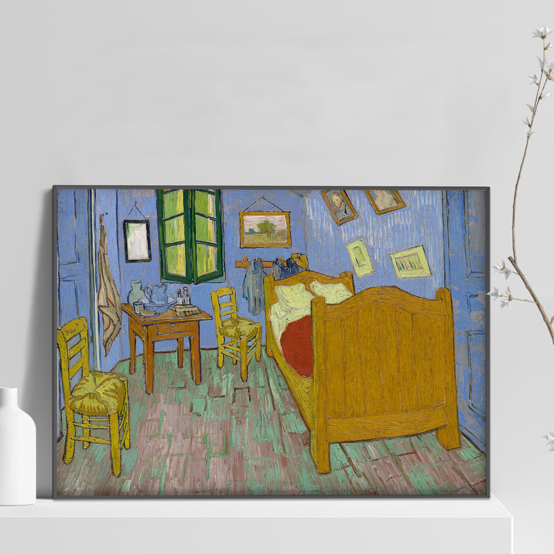 Vincent van Gogh - The Bedroom Poster