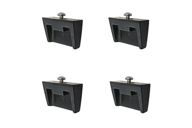 L-Bracket Accessory Mounting Kit (set of 4), Loadout Case
