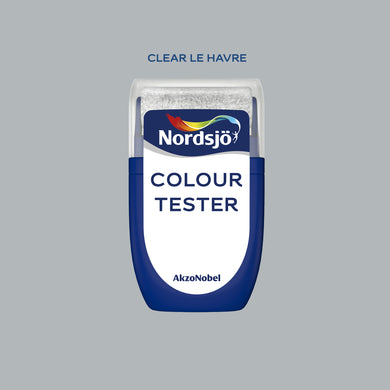 Colour Tester i fargen Clear Le Havre