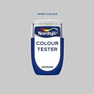 Colour Tester i fargen Shiny Calais