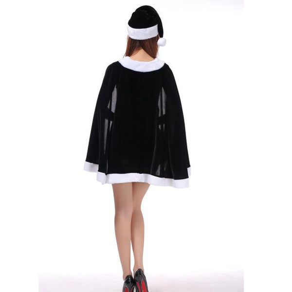 Christmas Party Dress Set Bunny Costumes Uniforms