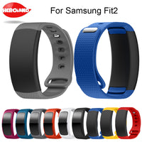 Replacement Wrist Band bracelet Strap For Samsung Gear Fit 2 SM-R360 watch Wristband