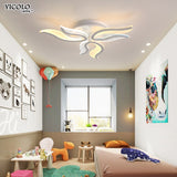 Modern New Acrylic LED Ceiling Chandelier Lights