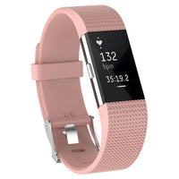Smart Watch Band Strap Soft Watchband Replacement Smartwatch Band For Fitbit Charge 2