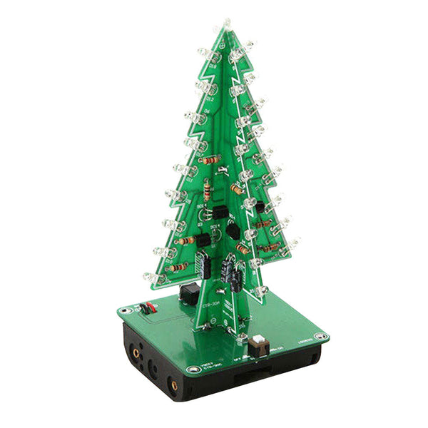 3D Christmas Tree LED Light