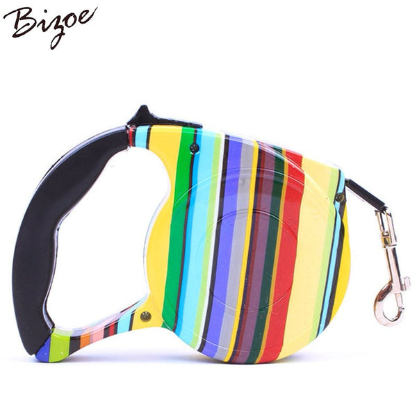 NEW 8 Colours 5M Dog Lead Retractable