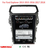 12.1 inch Tesla Style Android car Radio player For Ford Explorer