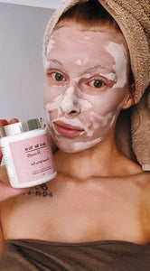 Botanical Pink Clay Mask