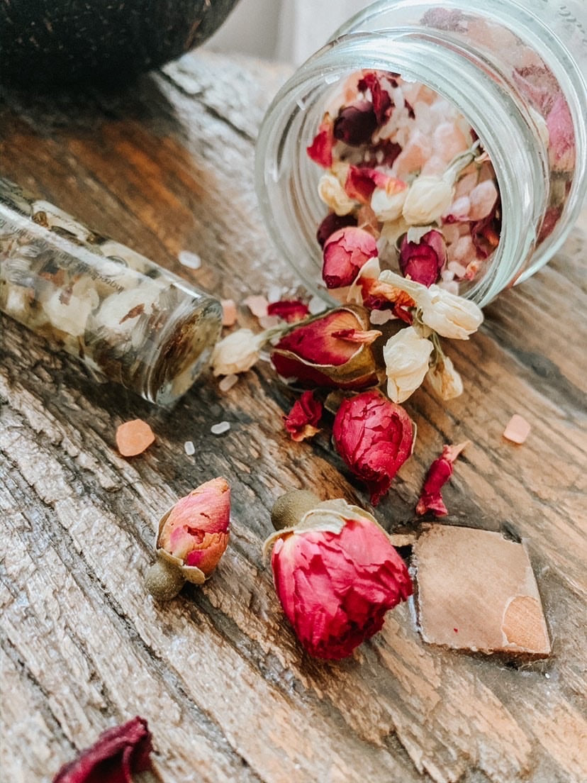 Rose Bath Soak