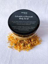 Load image into Gallery viewer, Calendula & Chamomile Body Scrub