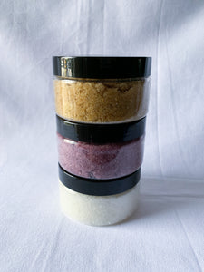 Sample Body Scrub Pack