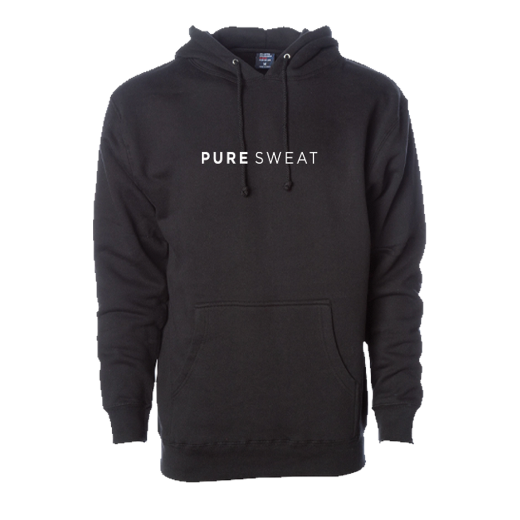 The Pure Sweat Title Hoodie