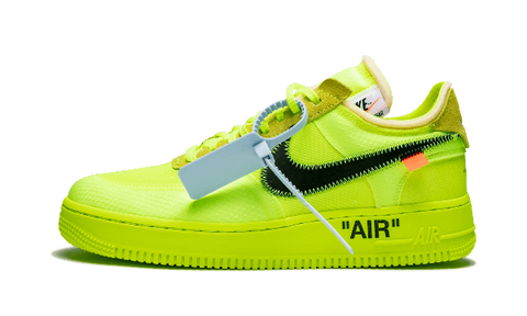 Nike Air Force 1 Low Yellow - Swithings