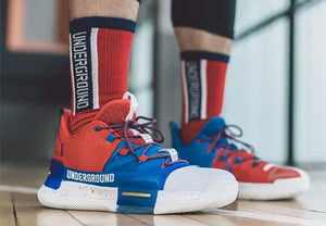 Ice cream Rocket Basket Ball Shoes - Swithings