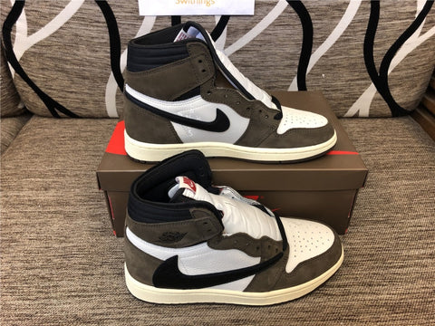 Nike Air Jordan 1 Retro High Travis Scott TOP QUALITY - Swithings