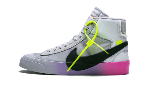 Nike Blazer Mid OW Pink - Swithings