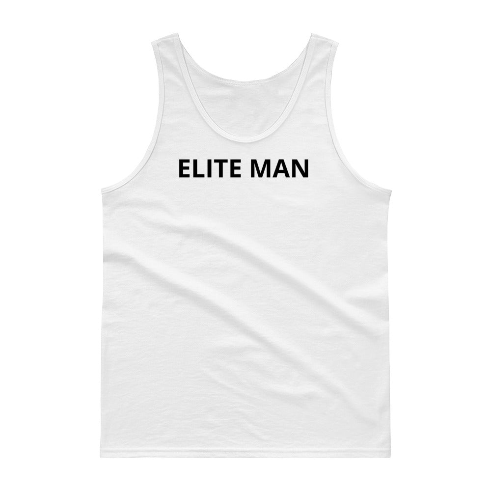 Elite Man Tank Top