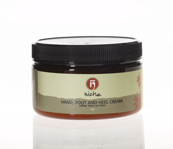 Niche Hand, Foot and Heel Cream