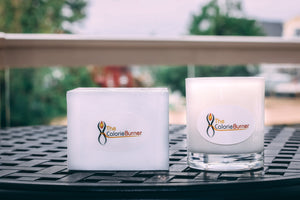 The Calorie Burner Appetite Suppressant Candle - Fundaroma Candle