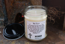 Load image into Gallery viewer, Bible Scents- Myrrh Scented Religious Candle with Bible Verse - Fundaroma Candle