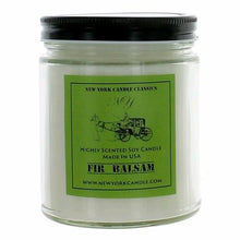 Load image into Gallery viewer, New York Candle- Fir Balsam Scented Candle Jar - Fundaroma Candle