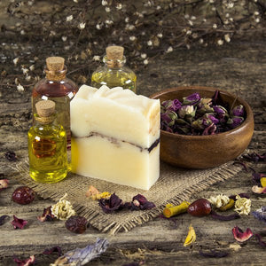 All Natural Shea Butter Handmade Soap