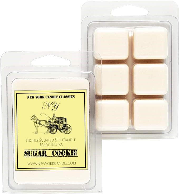Sugar cookie holiday scented soy wax melts