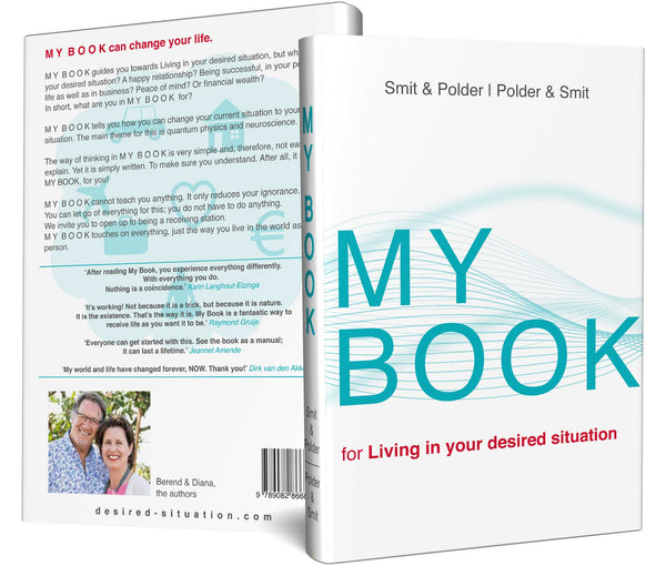 MY BOOK for Living in your desired situation