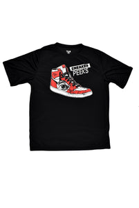 SneakerPeeks TEAM Shirt - Black