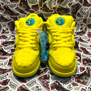 "Nike SB Dunk Low ""Grateful Dead Bears Opti Yellow"""