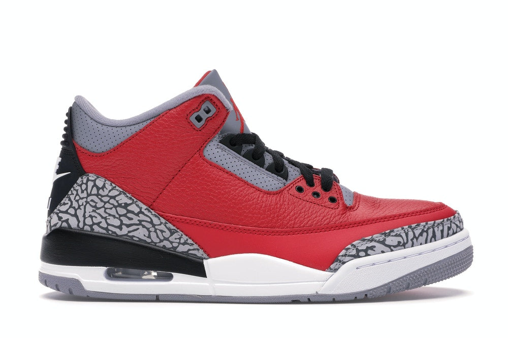 "Air Jordan 3 ""Fire Red Cement"" (NIKE CHI)"