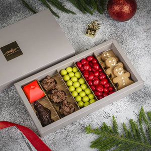 New Year Santa Surprise Chocolate Gift Box