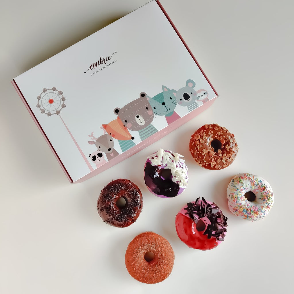Assorted Doughnuts Box of 6