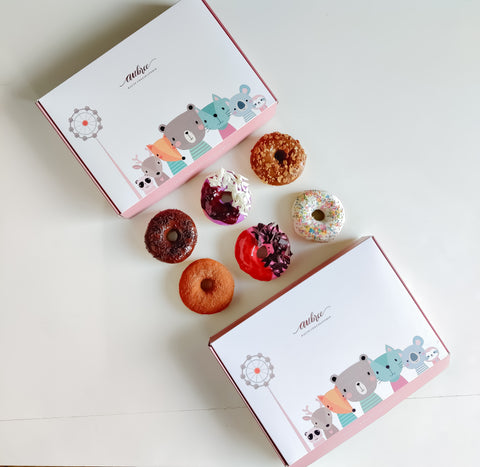 Assorted Doughnuts Box of 12