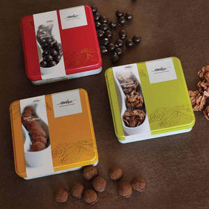 Premium Chocolate Tins