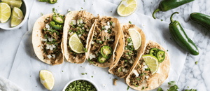 TACO TUESDAY - Gluten Free Flour Tortillas