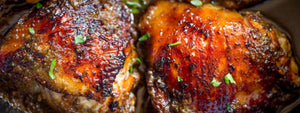 Smokin' Hot Jerk Chicken Recipe