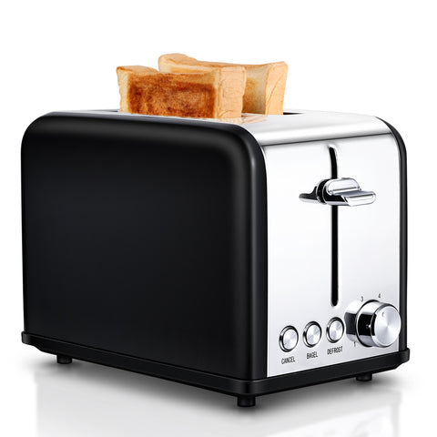 Colorful 2 Slice Stainless Steel Toaster ST003