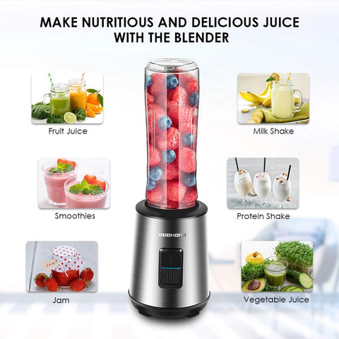 Stainless Steel Smoothie Blender BL016