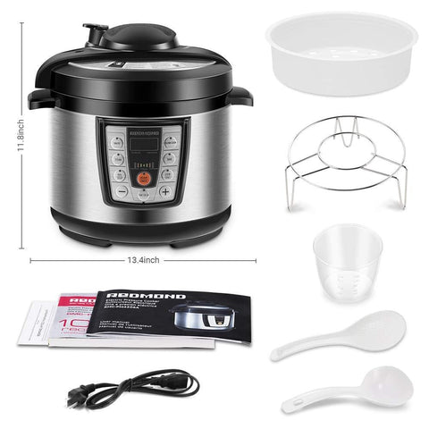 Electric Pressure Multi Cooker RMC-PM4506A