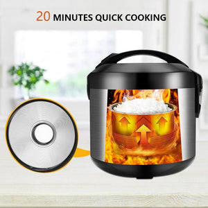 EC001 Electric Quick-Heat Rice Cooker