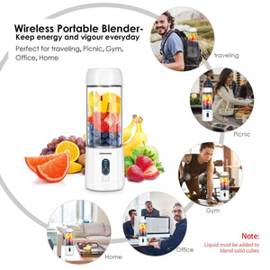 BL015 Portable Personal Smoothie Blender