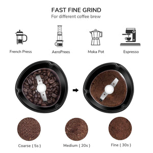 CG003 Electric Spice Coffee Grinder