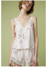 Load image into Gallery viewer, Floral Camisole Set