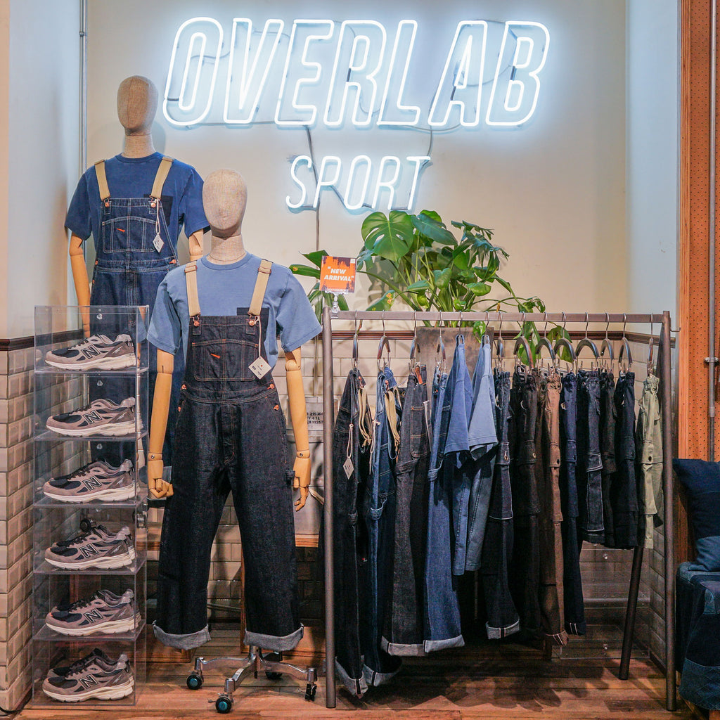 LAKH x OVERLAB POP UP STORE