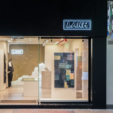 LAKH Store - Russel Street Causeway Bay