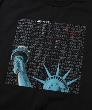 LFYT Liberty of NY Tee Short Sleeve Tee - Black