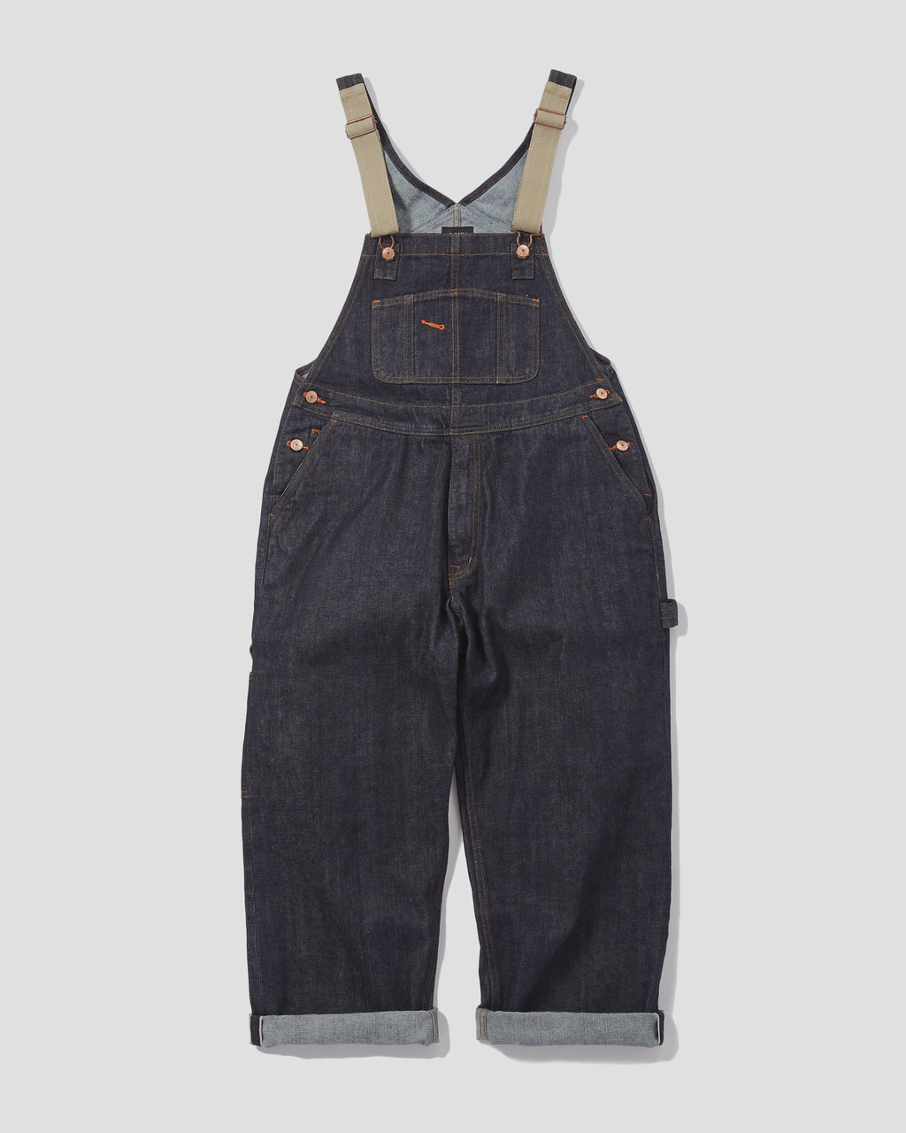 Denim Overall - Navy
